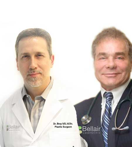 DR PETER BRAY AND DR GREG PUGEN